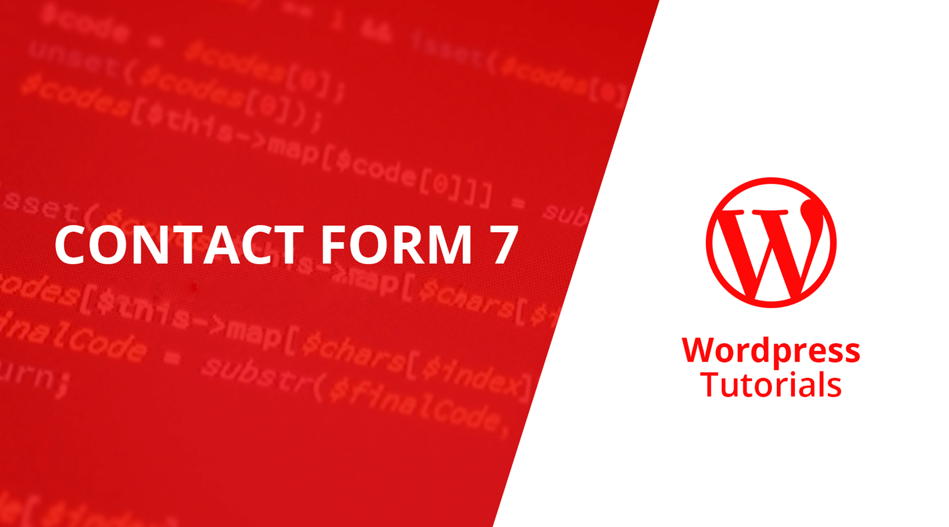 contact form 7 wordpress